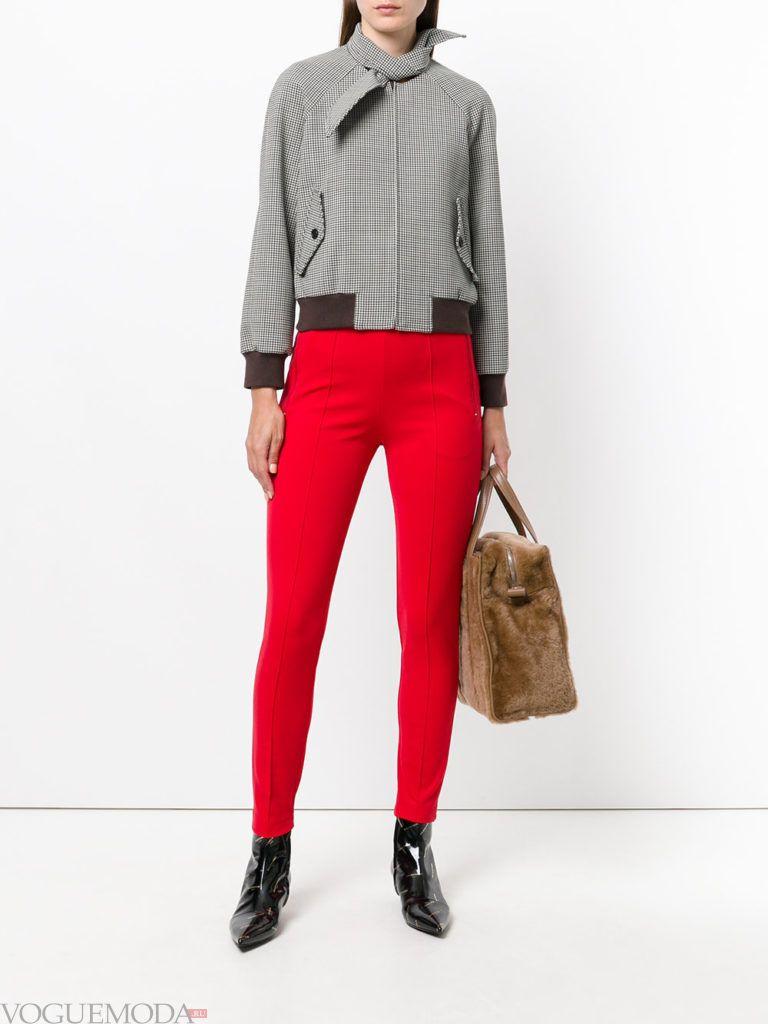 куртка из текстиля светлая