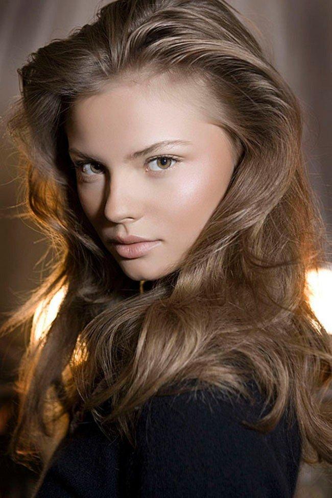 оттенок для русых волос капучино