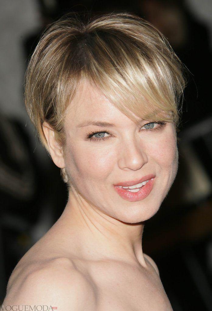 короткие женские стрижки после 40 лет платиновый блондин