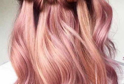 Балаяж на темные волосы: фото