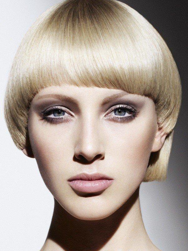 Сессон цвета блонд