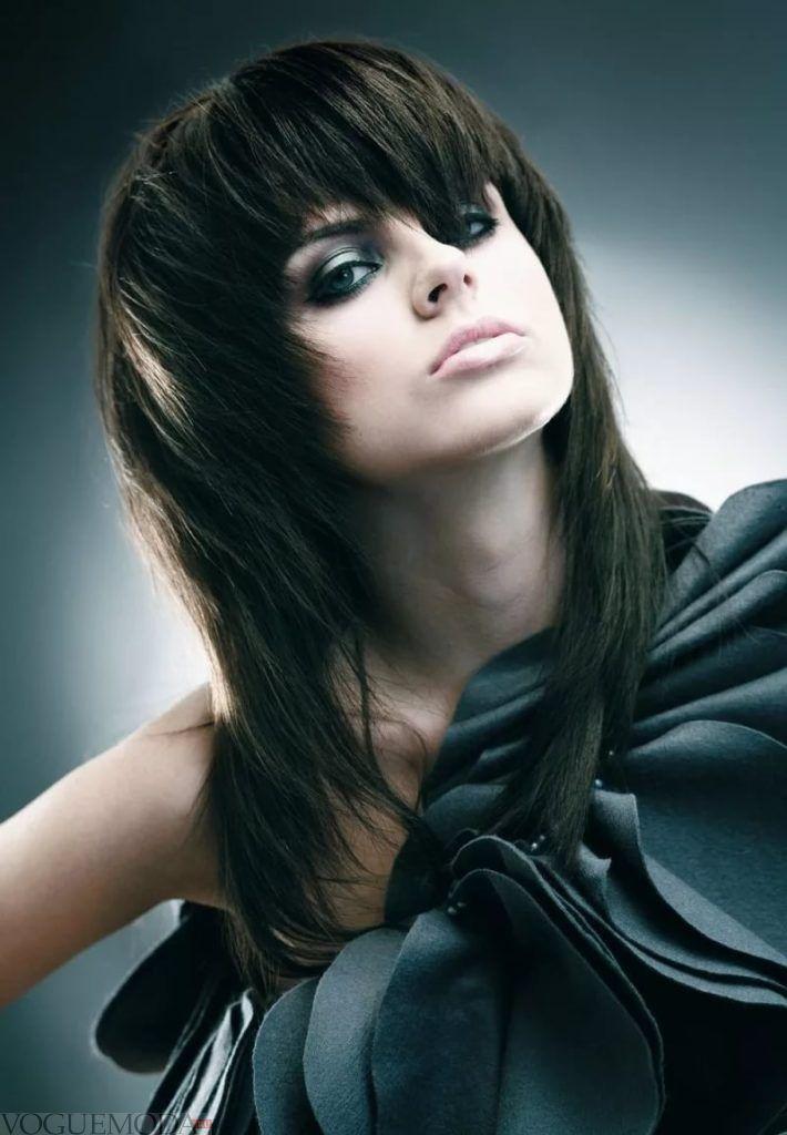 Рапсодия для темных волос