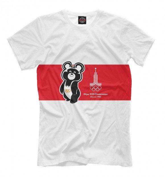 футболка олимпиада с принтом
