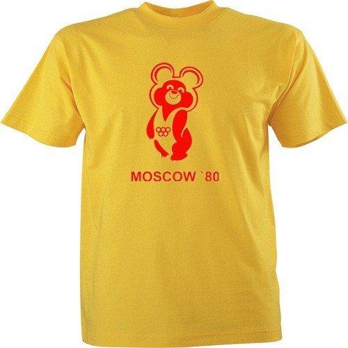 желтая футболка олимпиада