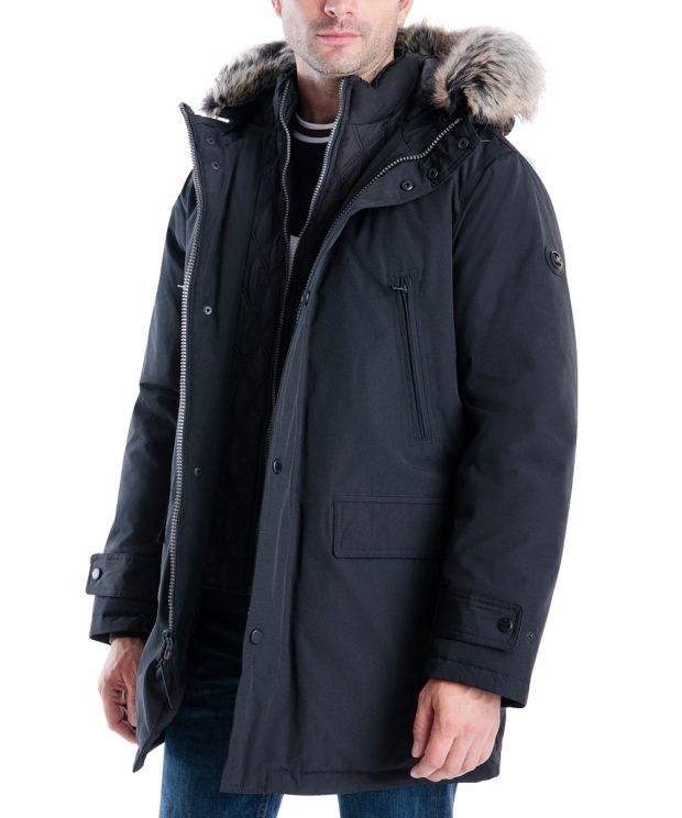зимние куртки мужские 2021