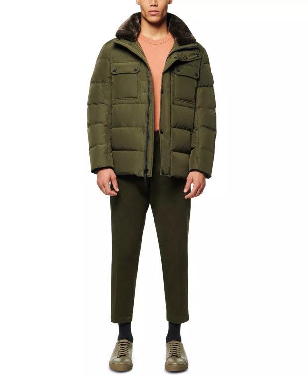 мужские зимние куртки 2022