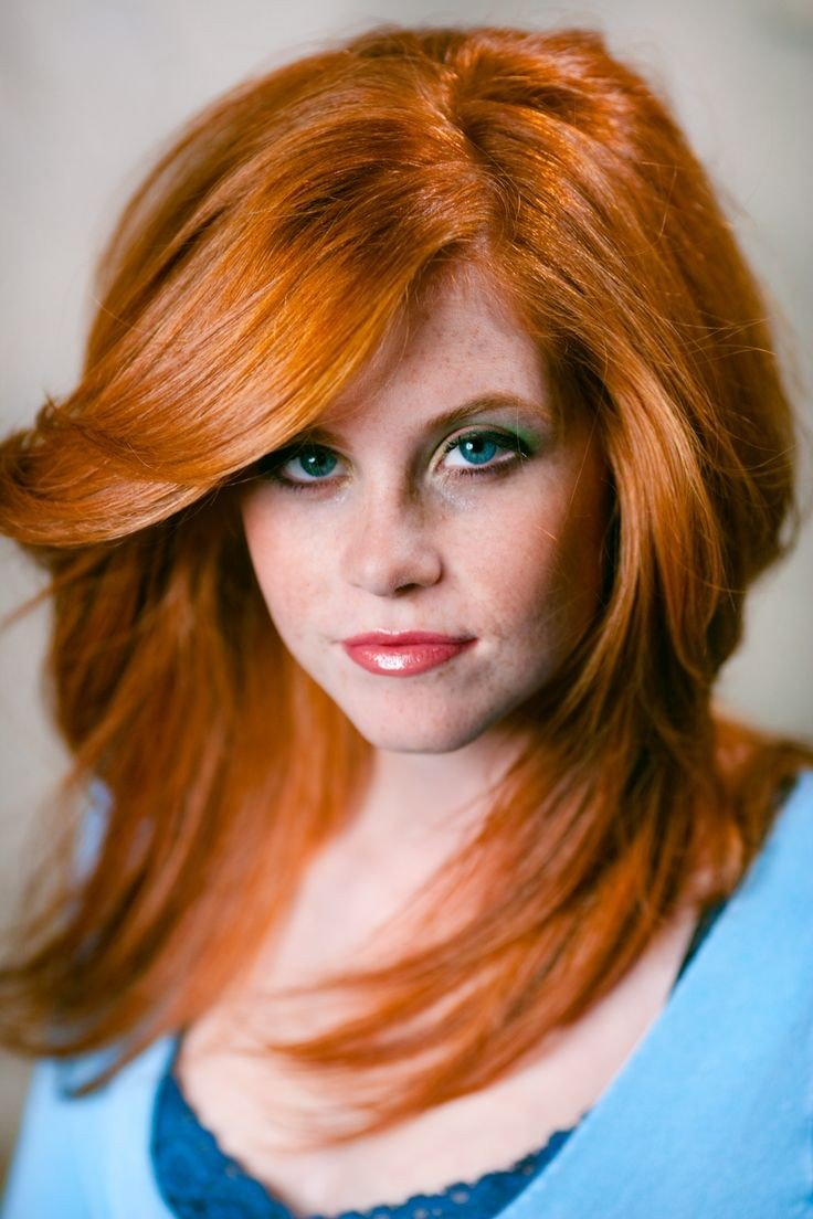 Pictures of natural redheads